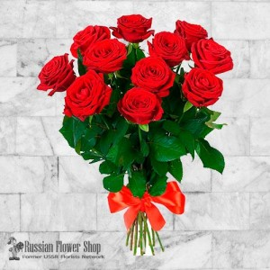 Russia Roses Bouquet #4