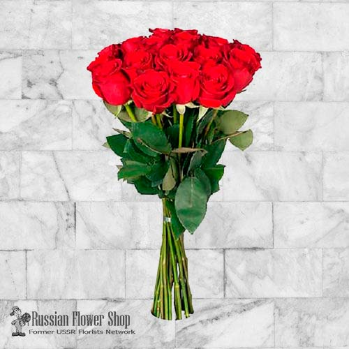 Russia Roses Bouquet #5