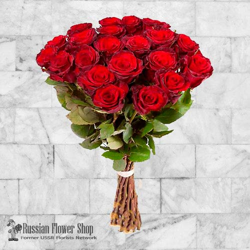 Russia Roses Bouquet #9