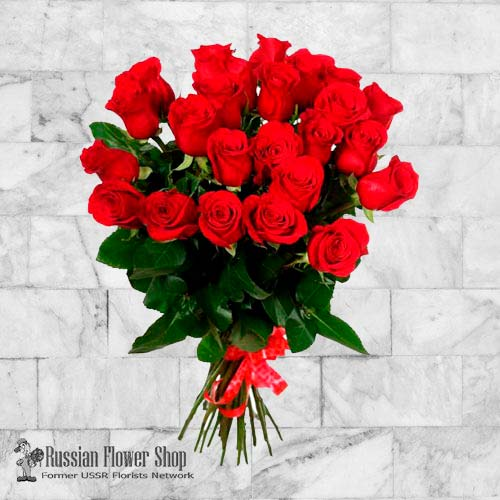 Russia Roses Bouquet #11