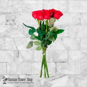 Kazakhstan Roses Bouquet #2