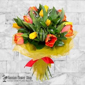 Bouquet de fleurs de printemps de Russie #1