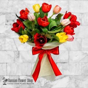 Bouquet de fleurs de printemps de Russie #2