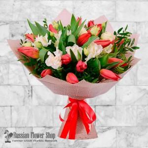 Bouquet de fleurs de printemps de Russie #7