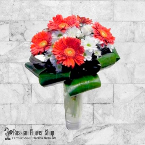Kazakhstan Flower Bouquet #13