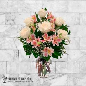 Kazakhstan Flower Bouquet #18