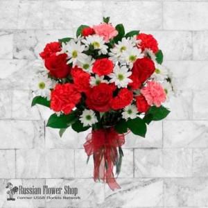Kazakhstan Flower Bouquet #21
