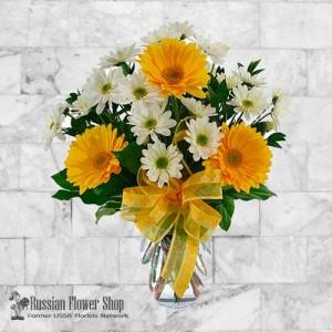 Kazakhstan Flower Bouquet #26