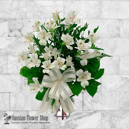 Russia Flower Bouquet #28