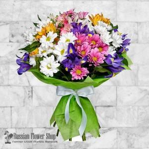 Russia Flower Bouquet #5