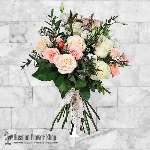 Russia Flower Bouquet #7