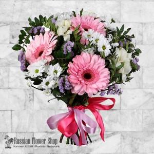 Russia Flower Bouquet #20