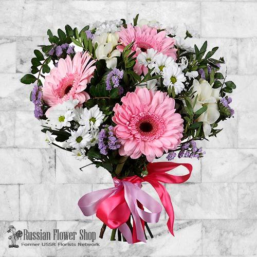 Russland Blumenstrauß #20