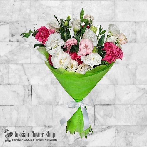 Russie bouquet de fleurs #21