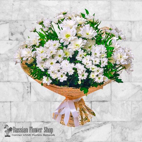 Ramo de flores de Rusia #29