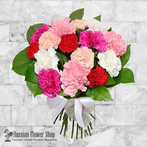 Russie bouquet de fleurs #32