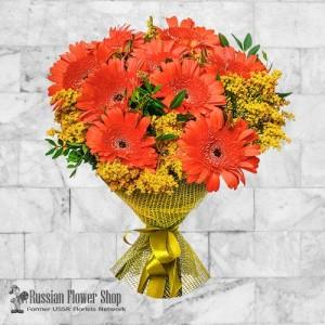 Russia Flower Bouquet #35