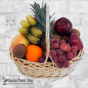 Russia Big Fruit basket