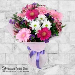 Kazakhstan bouquet de fleurs #2