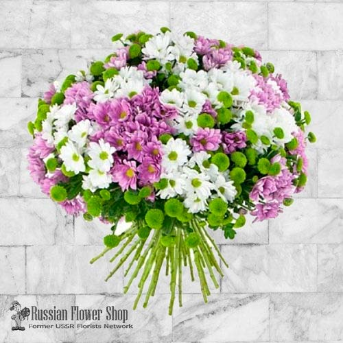 Kazakhstan Flower Bouquet #3