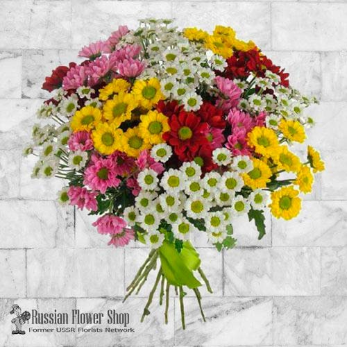 Kazakhstan Flower Bouquet #4