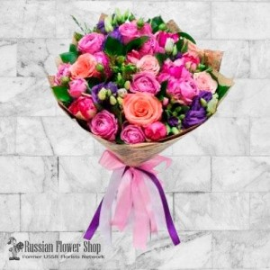 Ramo de flores de Kazajstán #10