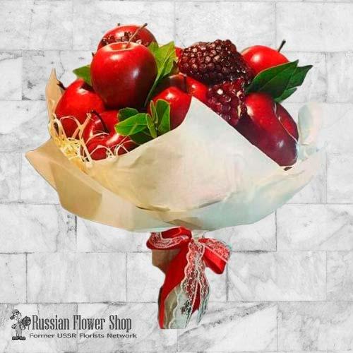 Kazakhstan Fruit Bouquet #5