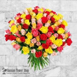 Ukraine Roses Bouquet #20