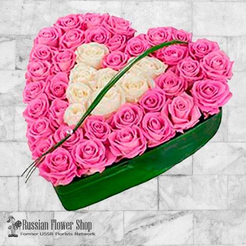Moldova Roses Bouquet #22