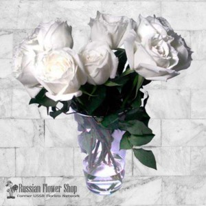 Russia Roses Bouquet #32