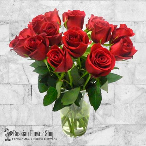 Russia Roses Bouquet #33
