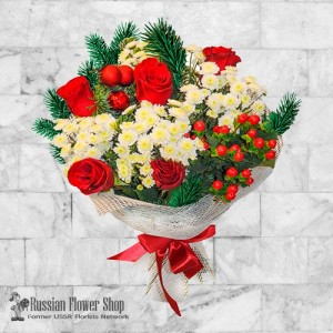 Russia Christmas Gift #1
