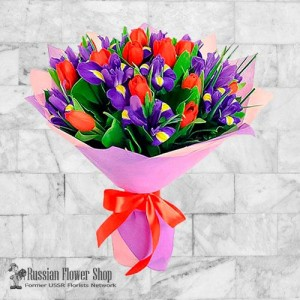 Moldavia Flores de primavera #4