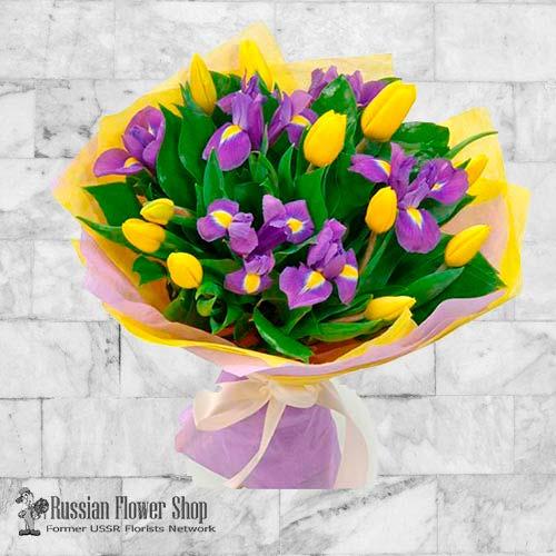Moldavia Flores de primavera #9