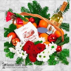 Moldova Christmas Bouquet #1
