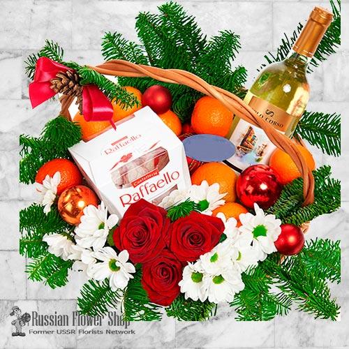 Ukraine Weihnachtsstrauß #1