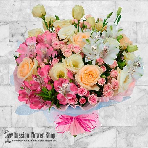 Ukraine bouquet de fleurs #1