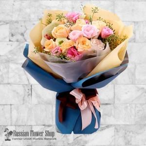 Ukraine Flower Bouquet #7