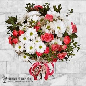 Ukraine bouquet de fleurs #8