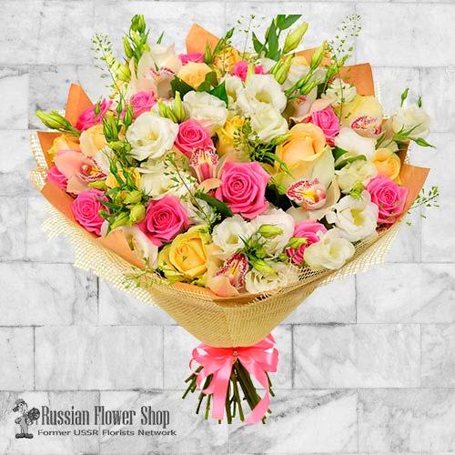 Ucrania ramo de flores #9