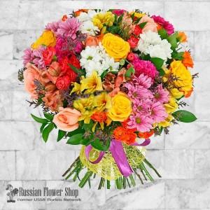 Ukraine Blumenstrauß #10