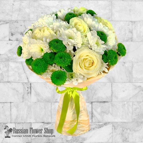Ucrania ramo de flores # 11
