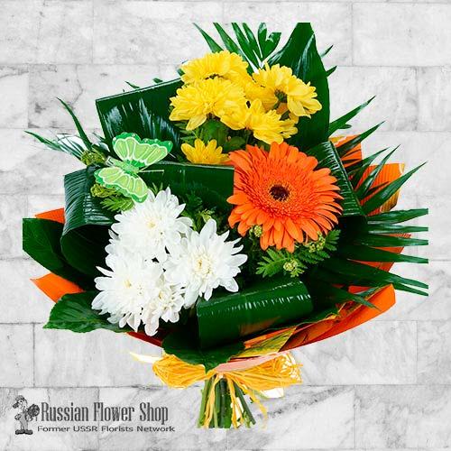 Ucrania ramo de flores #19