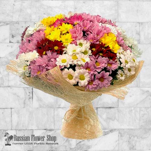 Ucrania ramo de flores #22