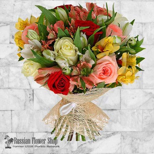 Ukraine Flower Bouquet #23