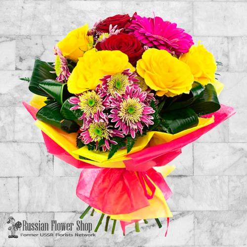 Ukraine bouquet de fleurs #26