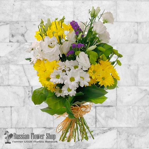 Ucrania ramo de flores #29
