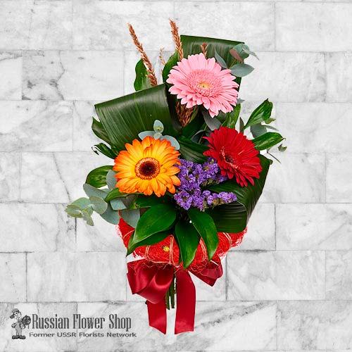 Ukraine Flower Bouquet #34