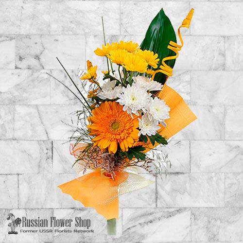 Ucrania ramo de flores #35