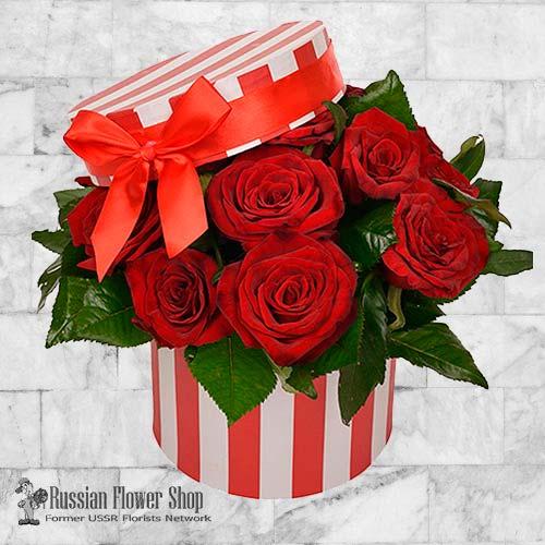Ramo de Rosas de Ucrania #38